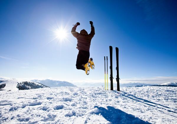 Istock Happy Skier