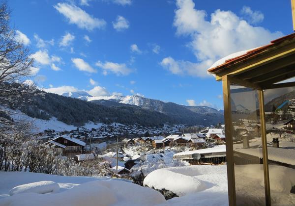 Chalet Mimis View